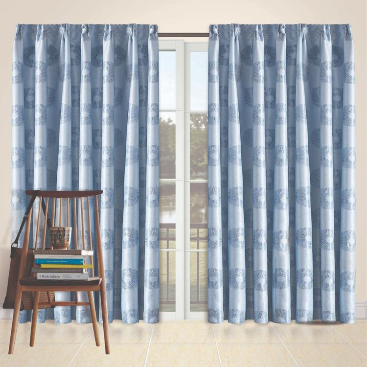 Favorita Eugenio Casa Felcian French Pleat Curtains