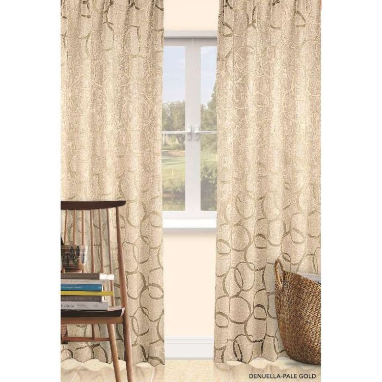 Favorita Eugenio Casa Denuella French Pleat Curtains