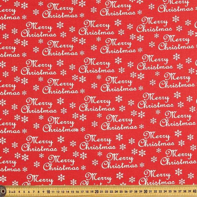 Scandi Merry Cotton Fabric