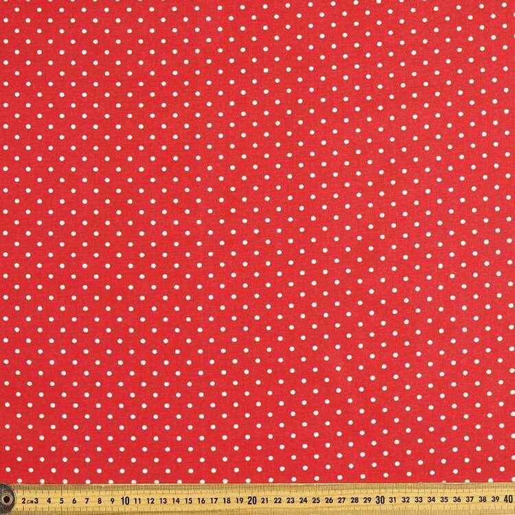 Scandi Spot Cotton Fabric