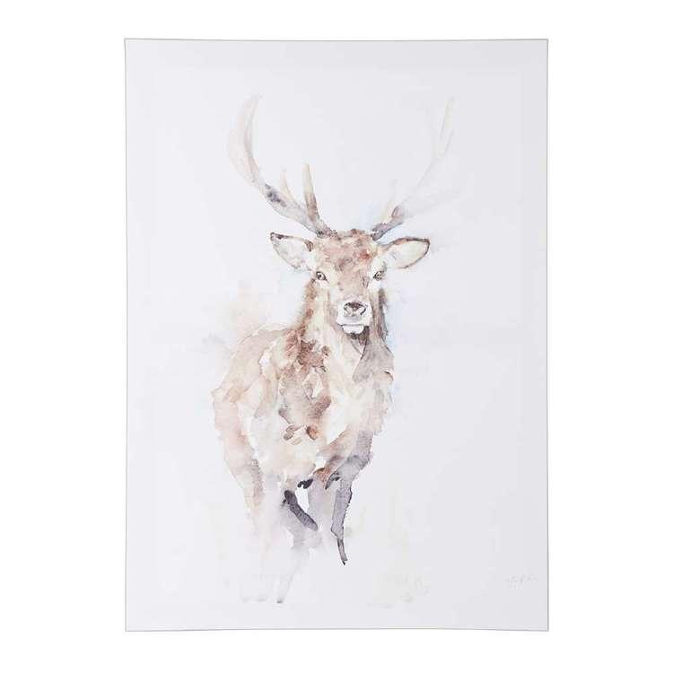 Tag Jennifer Rose Misty Morning Framed Canvas