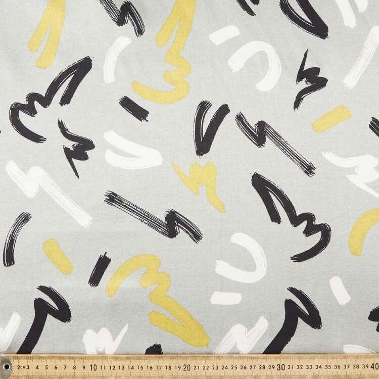 Paint Printed Rayon Satin Twill G6 Fabric