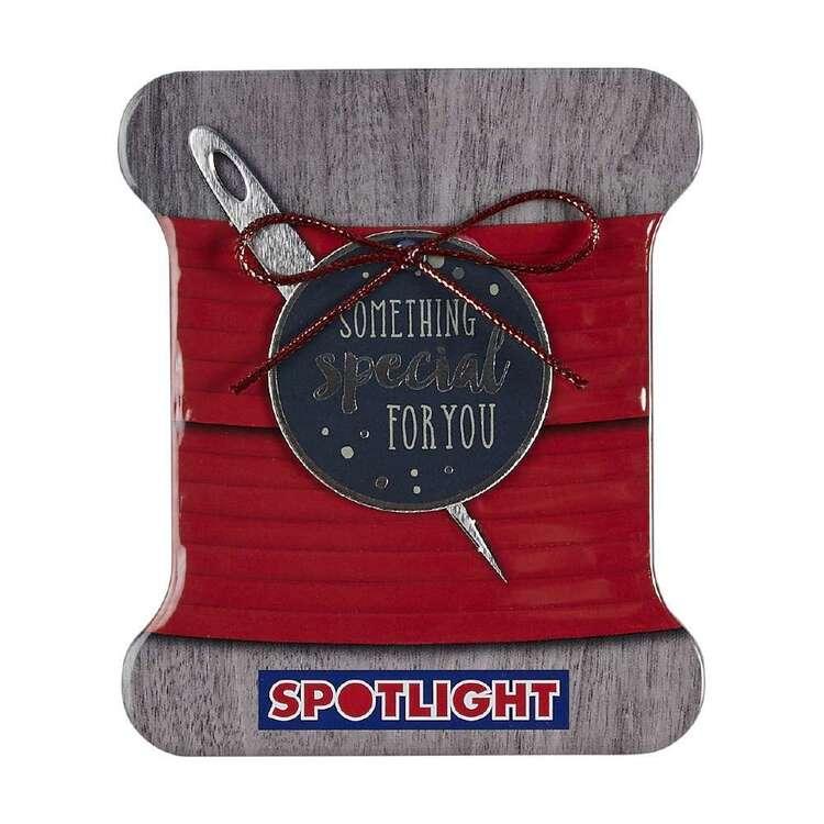 Gift Tin Thread Spool # 3