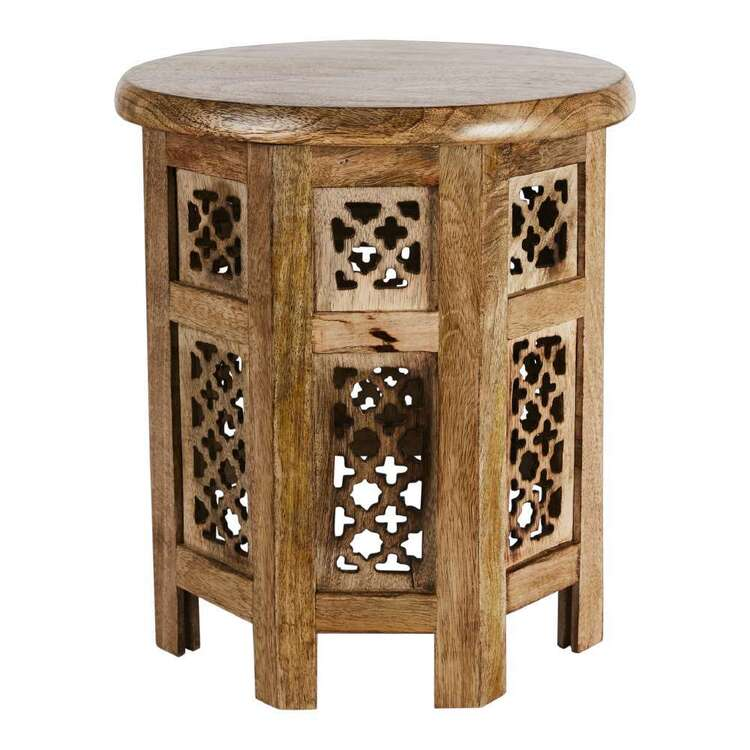 Ombre Home Wandering Nomad Spring Fields Etched Table