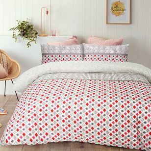 The Big Sleep Pilar Quilt Cover Set