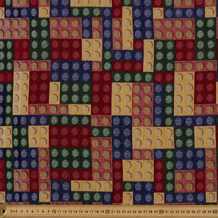 Building Blocks Tapestry