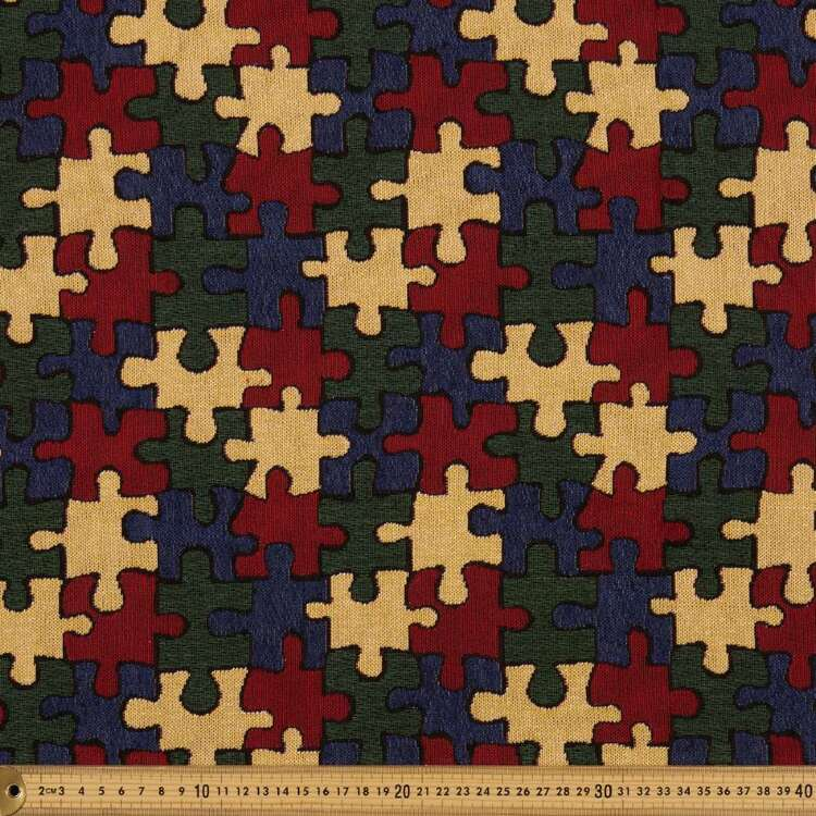 Puzzle Tapestry