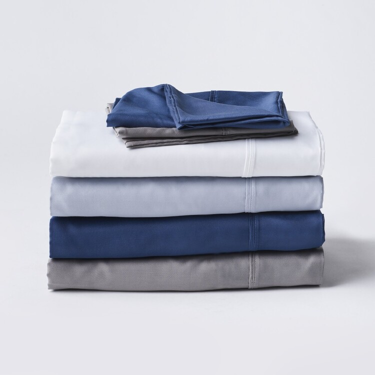 KOO 600 Thread Count Fitted Sheet