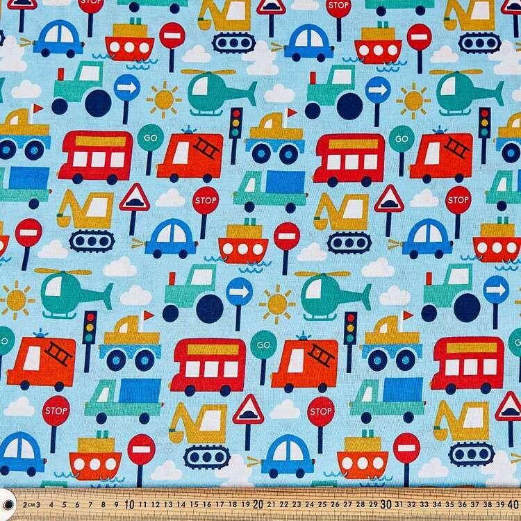 Traffic Multipurpose Cotton Fabric