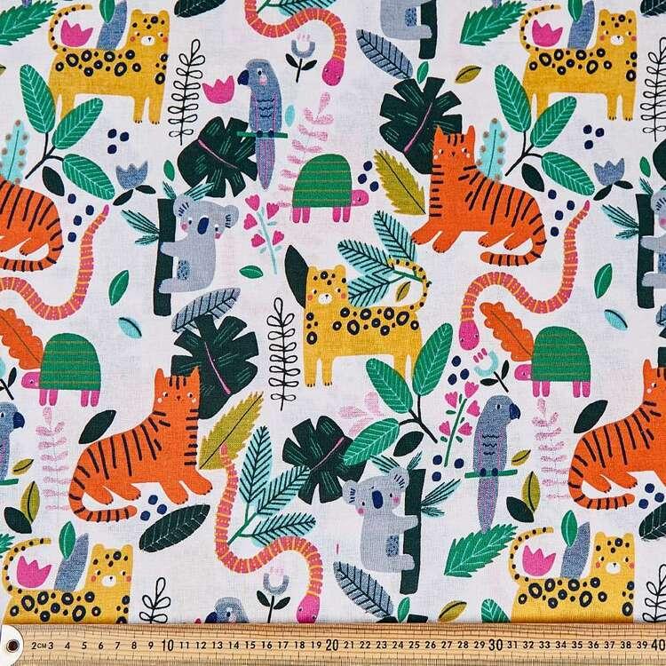 Safari Multipurpose Cotton Fabric