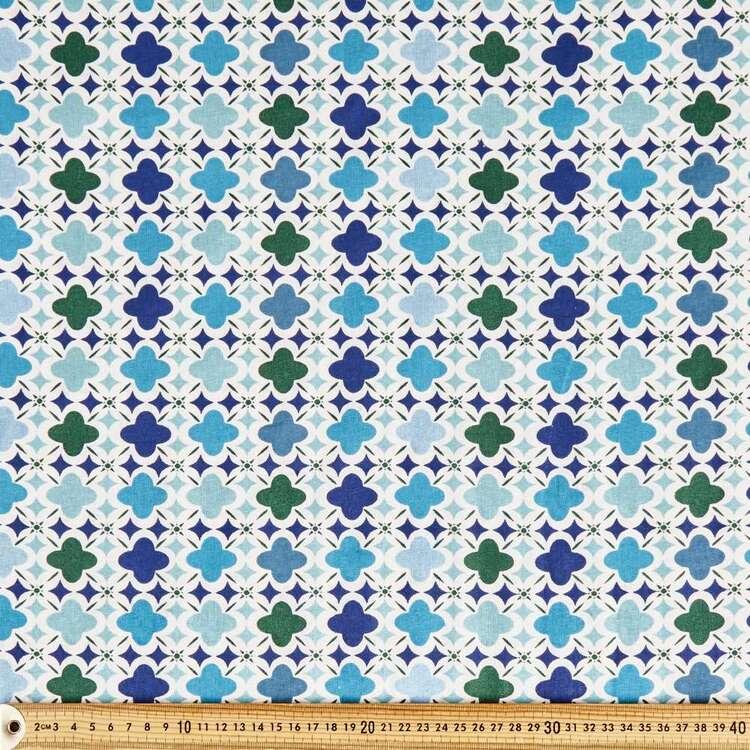 Barcelona Printed Cotton Multipurpose Fabric