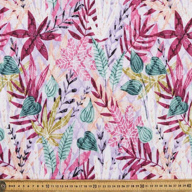 Eve Printed Cotton Multipurpose Fabric