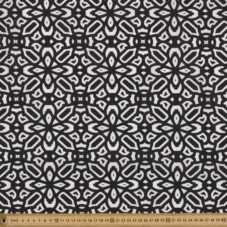 Mosaic Multipurpose Cotton Fabric