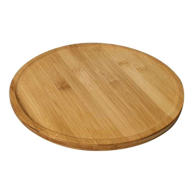 LT Williams Bamboo Turn Table
