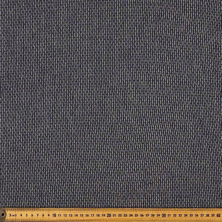 Honeycomb Textured Cotton Fabric