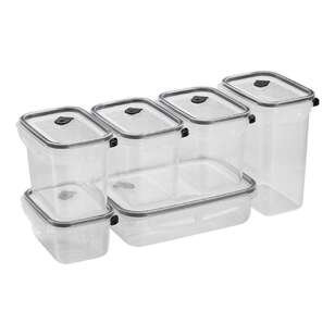 Mode Home Plastic Food Container Set