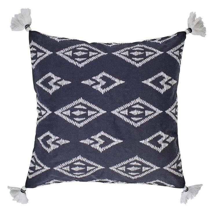 Koo Home Edge Embroidered Cushion