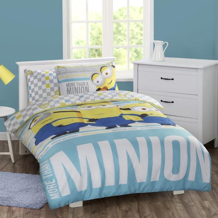 Minions 2 Quilt Cover Set