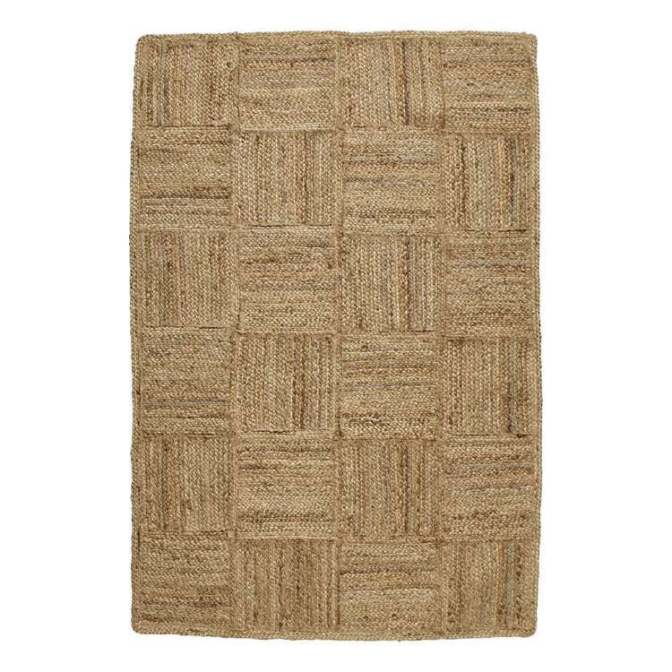 Koo Home Jordan Braided Jute Rug