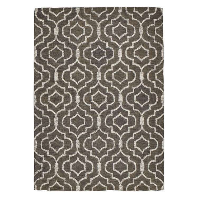 Koo Home Karim Hand Tufted Wool Rug