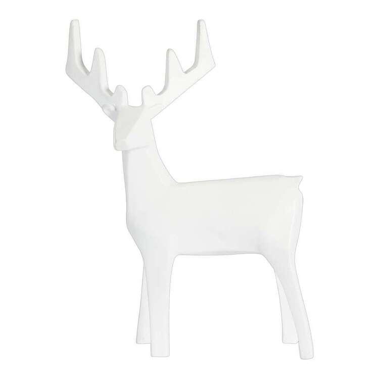 Living Space Festive Xmas Standing Reindeer
