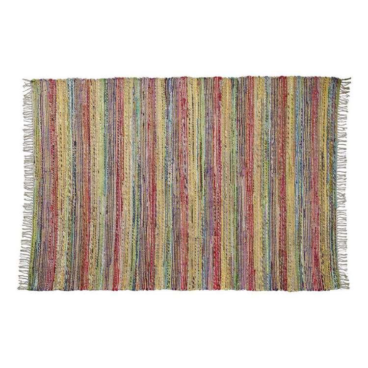 Koo Home Asma Stripe Hand Woven Rug
