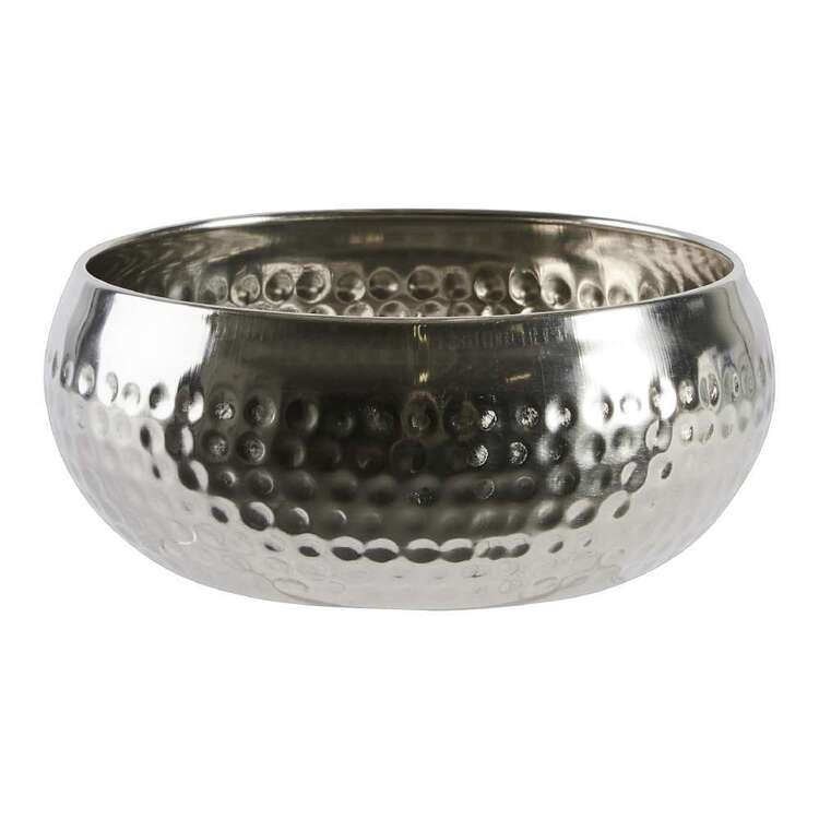 Living Space Decorative Metal Bowl