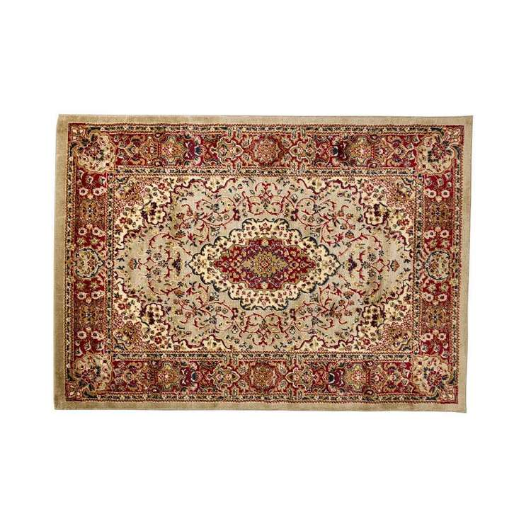 Koo Home Traditional Rosier Floor Rug