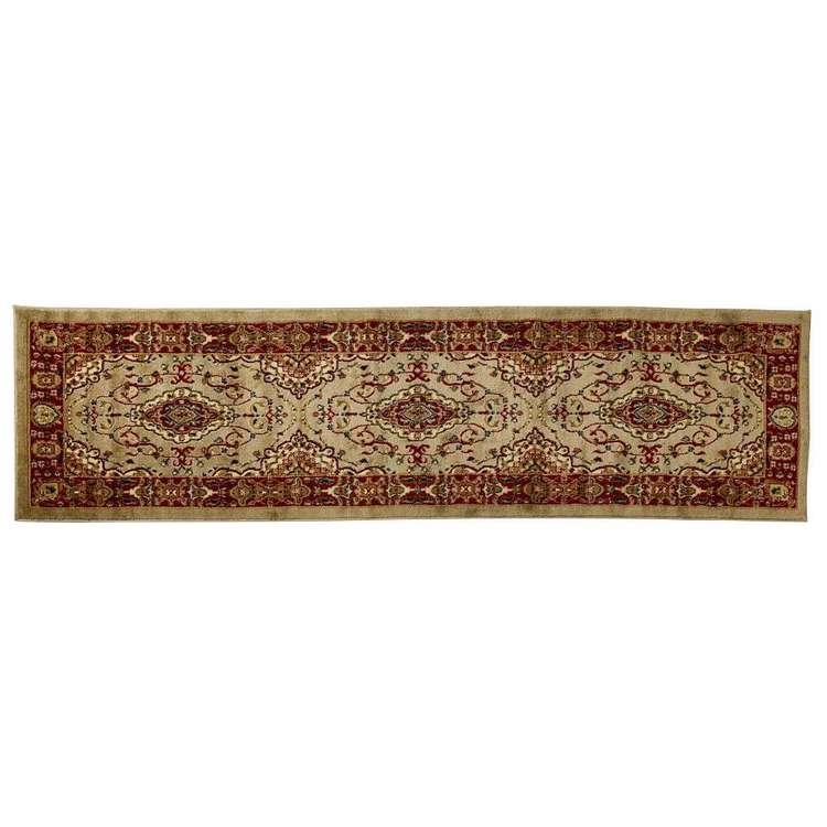 Koo Home Rosier Hall Runner Rug