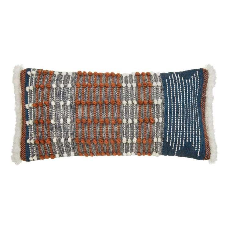 Bouclair Autumn Folk Rorie Jacquard Cushion