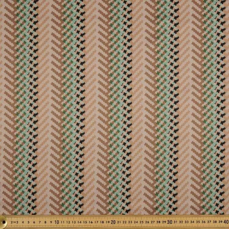 Kyoto Dull Satin Regid Printed 140 cm Fabric