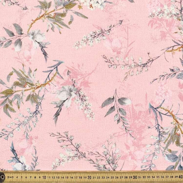 Flower #4 Torino Luxe 130 cm Crepe Fabric