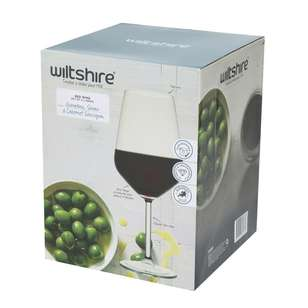Wiltshire Allegra Red Wine Glasses 4 Pack