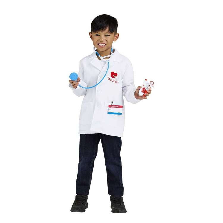 Spartys Doctor Kids Costume