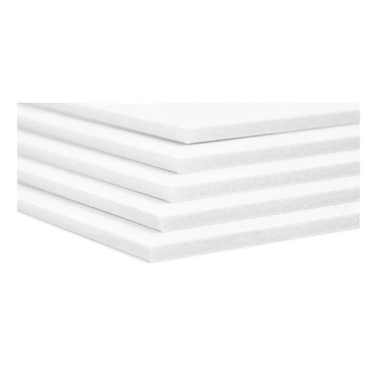 Jasart 5 mm Foamboard 3 Pack White