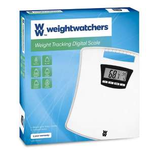 Weight Watchers Weight Tracking Electronic Scale