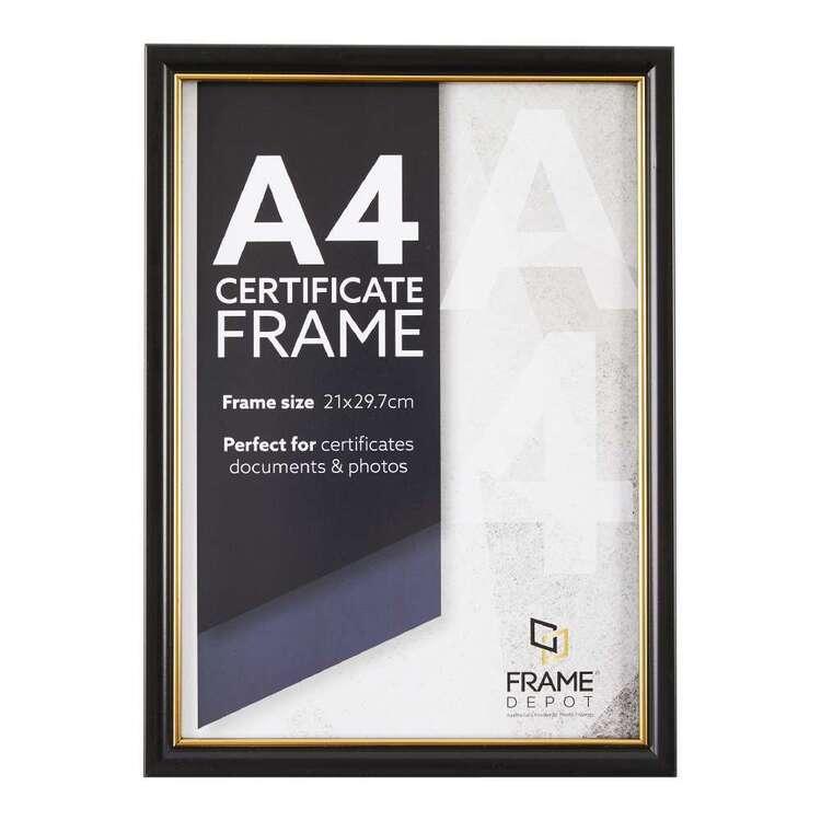 Frame Depot A4 Certificate Frame