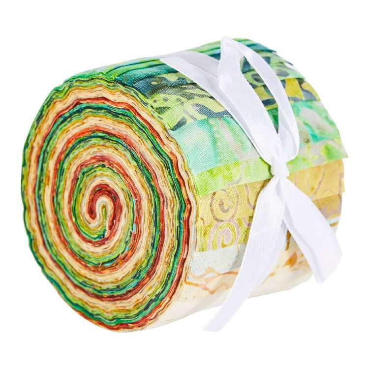 Indonesian Batik Jelly Roll