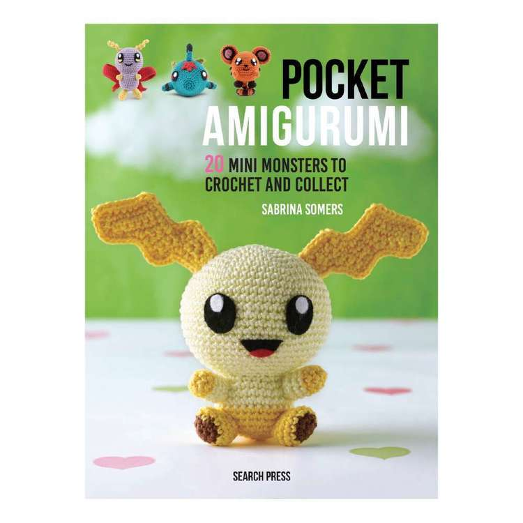 Search Press Pocket Amigurumi