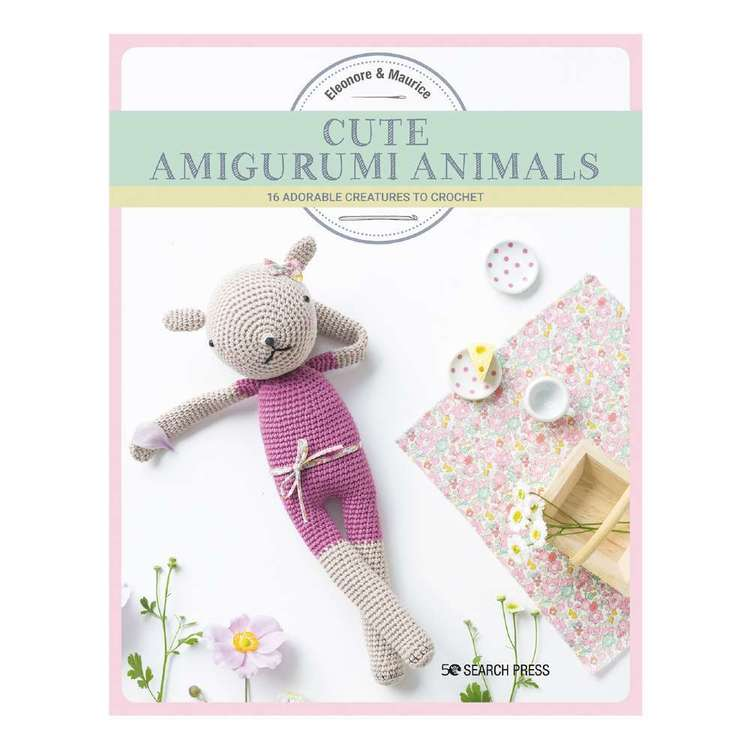 Search Press Cute Amigurumi Animals