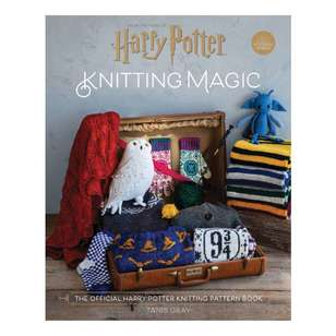 Search Press Harry Potter Knitting Magic