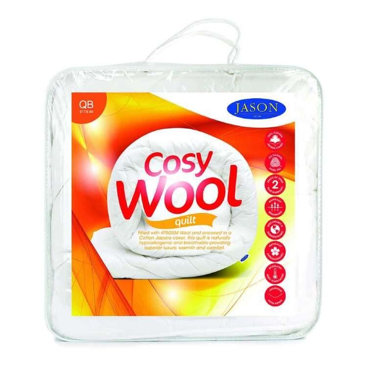 Jason Cosy Wool Quilt