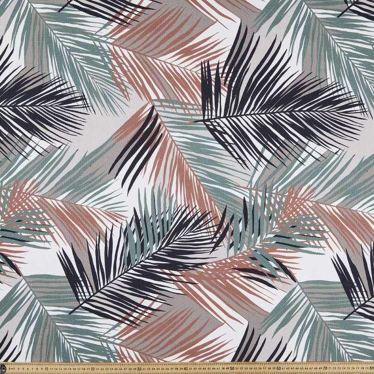 Urban Sanctuary Continuous Palm Canvas