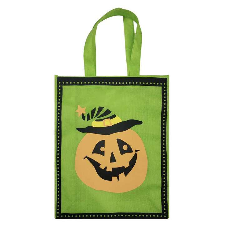 Spooky Hollow Pumpkin Heritage Bag