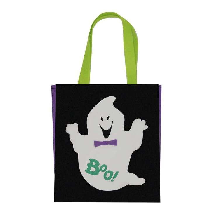 Spooky Hollow Ghost Felt Bag