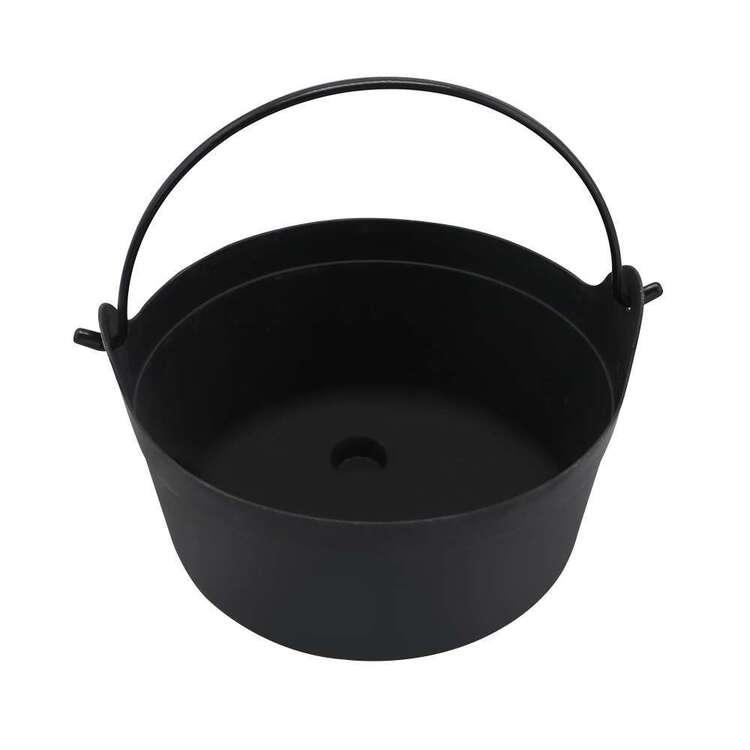 Spooky Hollow Black Cauldron