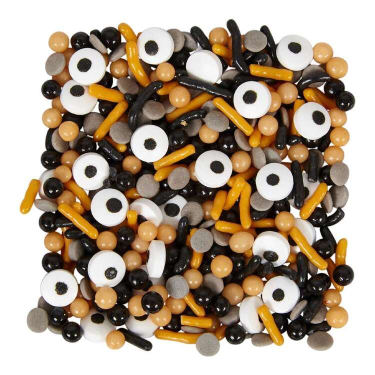 Wilton Eyeball Sprinkle Mix Black & White