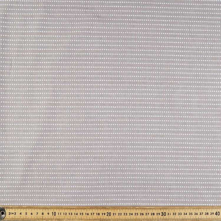 Spring Fling Dotty Stripe Cotton Fabric 112 cm