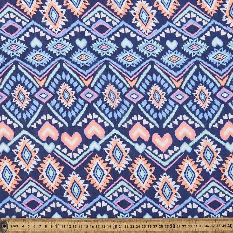 Printed 148 cm Chiffon Fabric