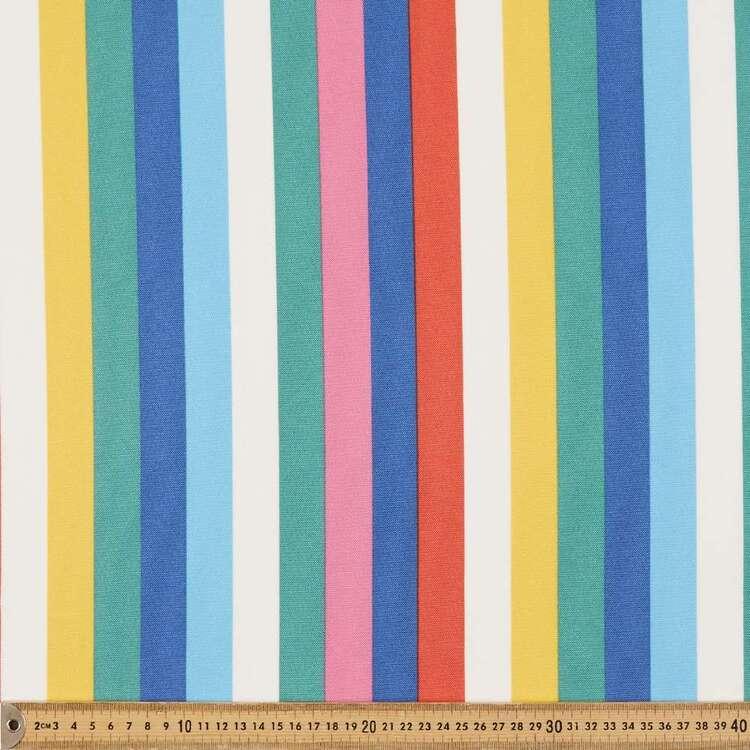 Remini Stripe Weatherproof Canvas